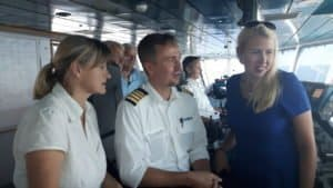 CTOUR – Sommertour: Maritimer Ostseetag mit Scandlines, Deutscher Marine und Hanse Sail machte Lust auf Me(h)r 4