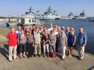 CTOUR – Sommertour:  Maritimer Ostseetag mit Scandlines, Deutscher Marine und Hanse Sail machte Lust auf Me(h)r 7