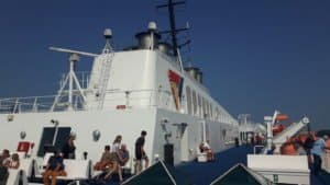 CTOUR – Sommertour:  Maritimer Ostseetag mit Scandlines, Deutscher Marine und Hanse Sail machte Lust auf Me(h)r 6
