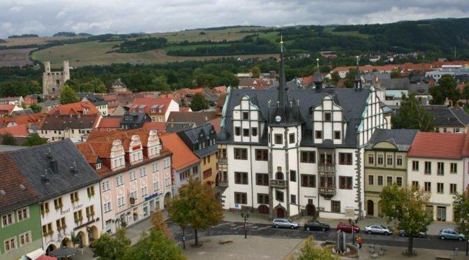 """CTOUR on Tour """"Glück auf!"""" Saalfeld – Ein Erlebnistag in der """"Steinernen Chronik Thüringens"""""""