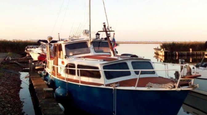 Bootsnomaden überwintern am Sund 1