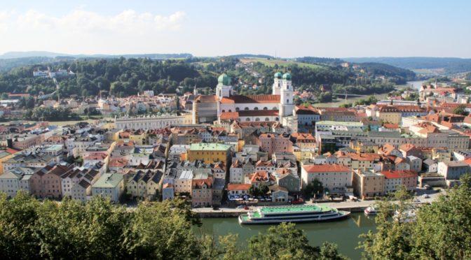 Ctour on tour: Erstaunliche Erkenntnisse zwischen Passau und Passau 1