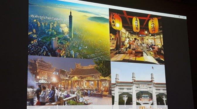 CTOUR-Medientreff:  Lockruf der Insel Taiwan