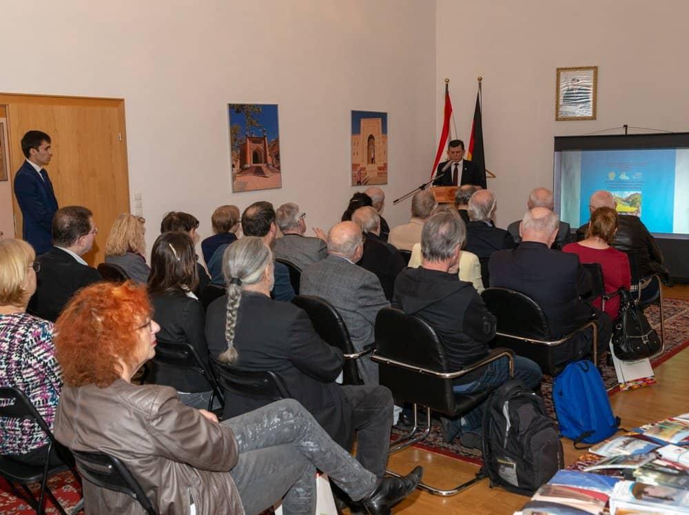 CTOUR-MEDIENTREFF: REISELAND TADSCHIKISTAN. QUALITÄTS- STATT MASSENTOURISMUS 3