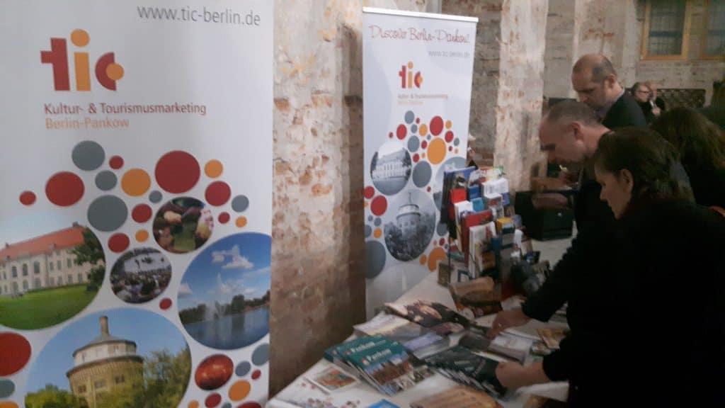 CTOUR-News: Speed Dating Tourismus - Hauptmann von Köpenick - Forum Reisen & Gesundheit - ITB-Publikumsevents - Pankow-Tourismus - Eisenach 18