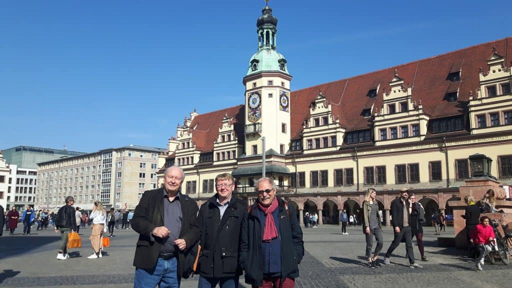 CTOUR im Gespräch: Andreas Schmidt        Leipzig Region-Tourismus im Aufwind 8