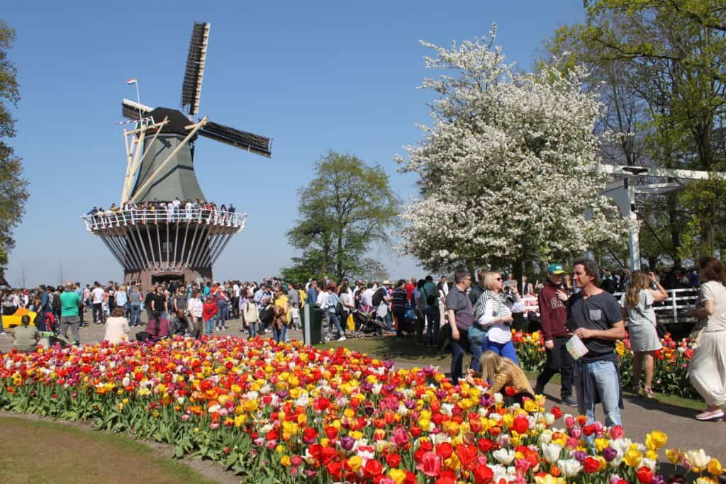 Happy Birthday Keukenhof! Seit 70 Jahren erfreut der schönste Frühlingspark der Welt seine Besucher 21