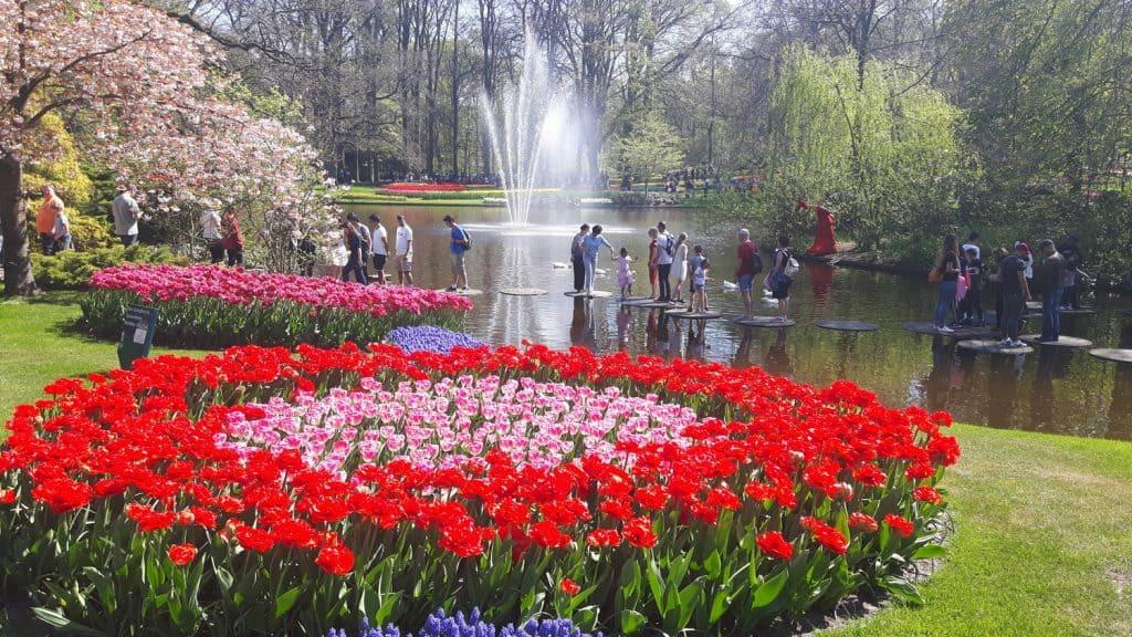 Happy Birthday Keukenhof! Seit 70 Jahren erfreut der schönste Frühlingspark der Welt seine Besucher 20