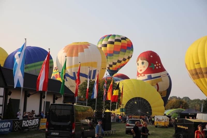 INTERNATIONALES BALLONFESTIVAL IN WARSTEIN 2