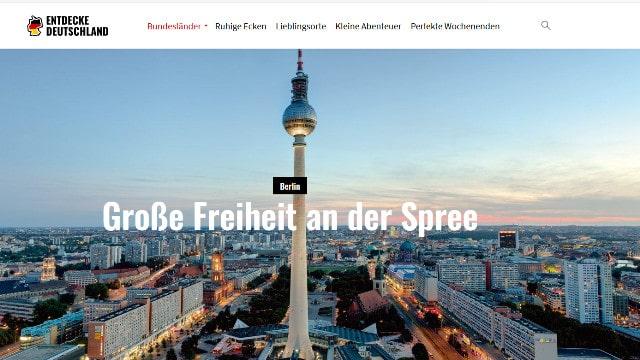 DEUTSCHLAND-URLAUB UND TOURISTIK-TALK IM INTERNET 2