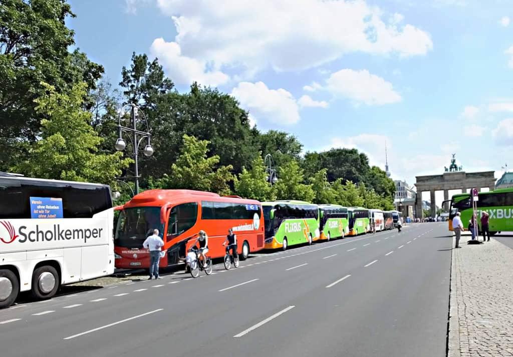 BUS-AKTIONSTAG IN BERLIN 6