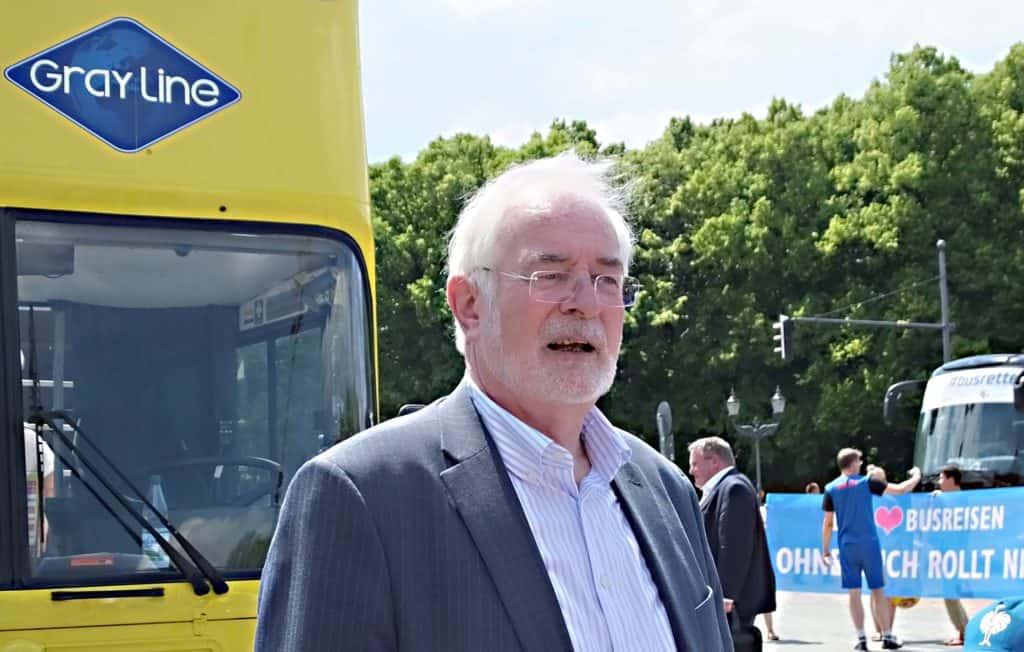BUS-AKTIONSTAG IN BERLIN 11