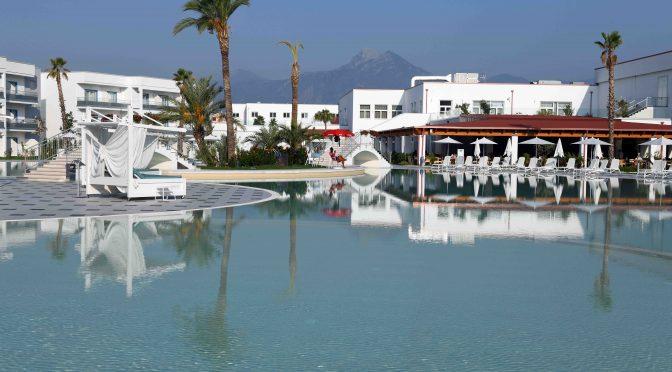 Urlaub, wo die Glücklichen wohnen